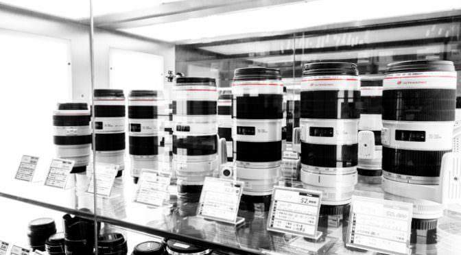 收購鏡頭 Canon 70-200mm 教您收購Canon鏡頭品項與檢查年份