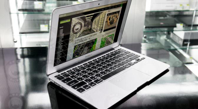 蘋果電腦重灌教學 使用隨身碟重灌OS X Mavericks