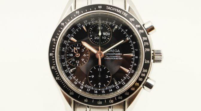 (收購)(買賣)(拍賣)OMEGA 歐米茄 手錶 SPEEDMASTER 超霸 40mm 機械錶  3220.50.00
