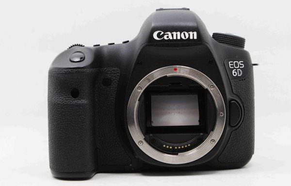 【高雄二手單眼相機買賣】Canon EOS 6D 單機身 二手相機 單眼相機 快門數4150 全片幅 公司貨 #06539