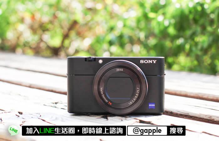SONY RX100 M5 開箱
