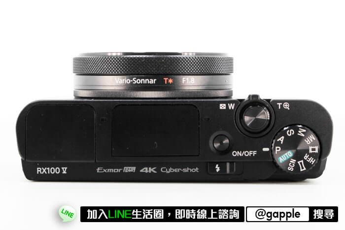 SONY RX100 M5是單眼相機神器