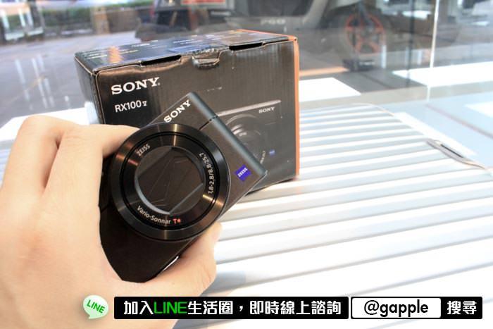 RX100相機,是需要還是被需要