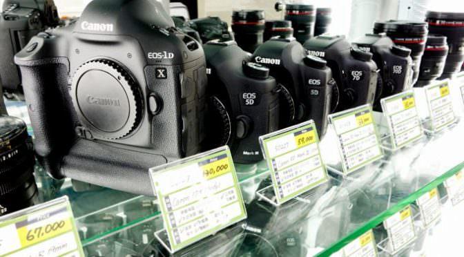 高雄買二手相機 高雄哪裡有收二手相機 ?