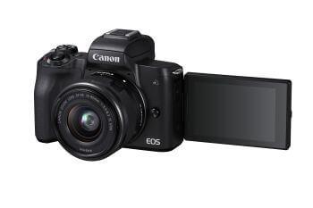 收購 Canon EOS M50 | M50 規格懶人包查詢觀看