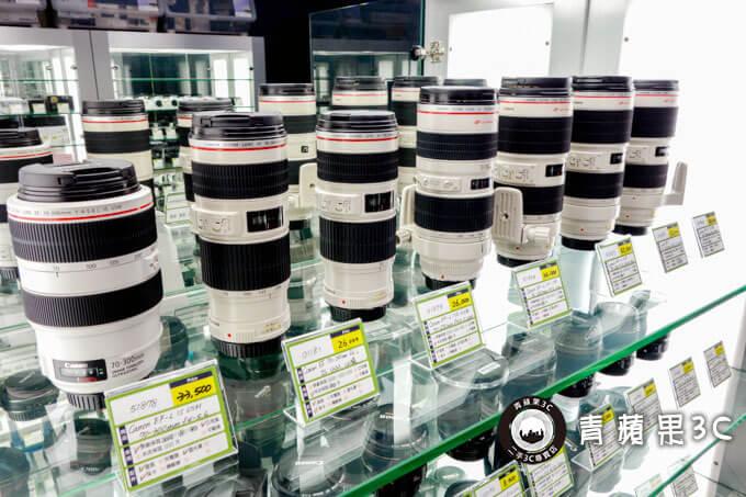 二手鏡頭購買