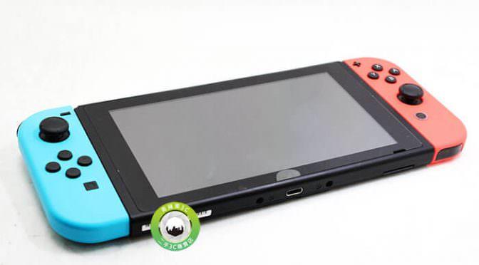 高雄switch現貨-高雄買NS二手電玩主機-青蘋果3C