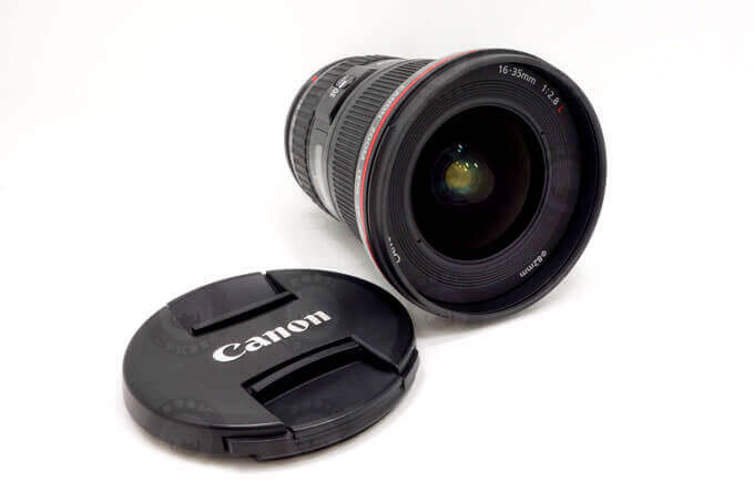 收購二手鏡頭