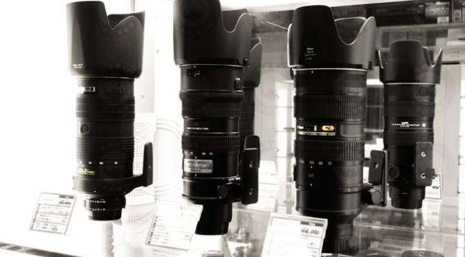 NIKON小黑經典世代組合,小黑六,小黑五,小黑四|鏡頭收購注意事項