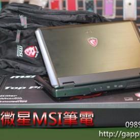 msi 微星|收購筆電|電競筆電|二手筆電收購|MSI GT60